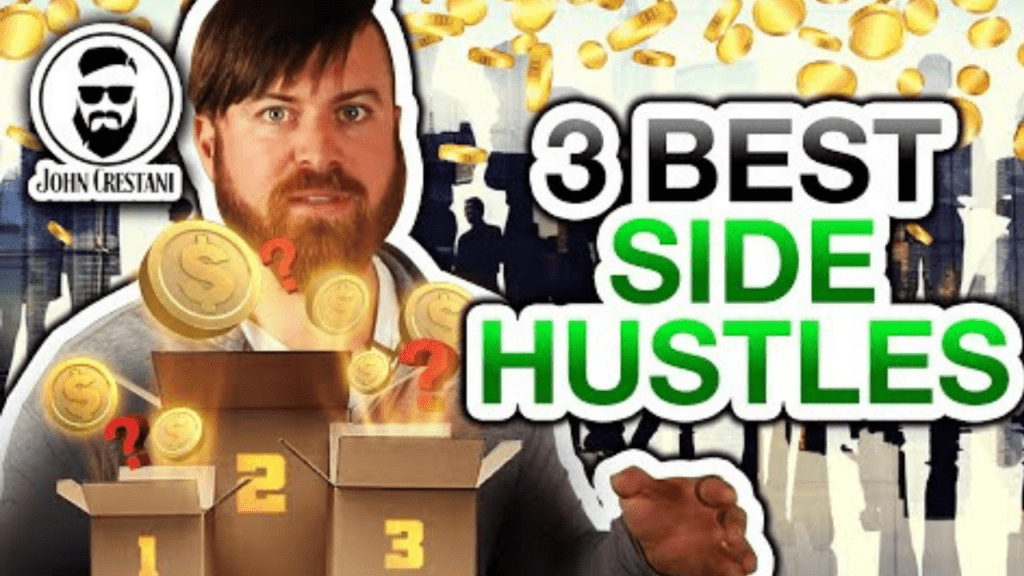 The 3 Best Online Side Hustles