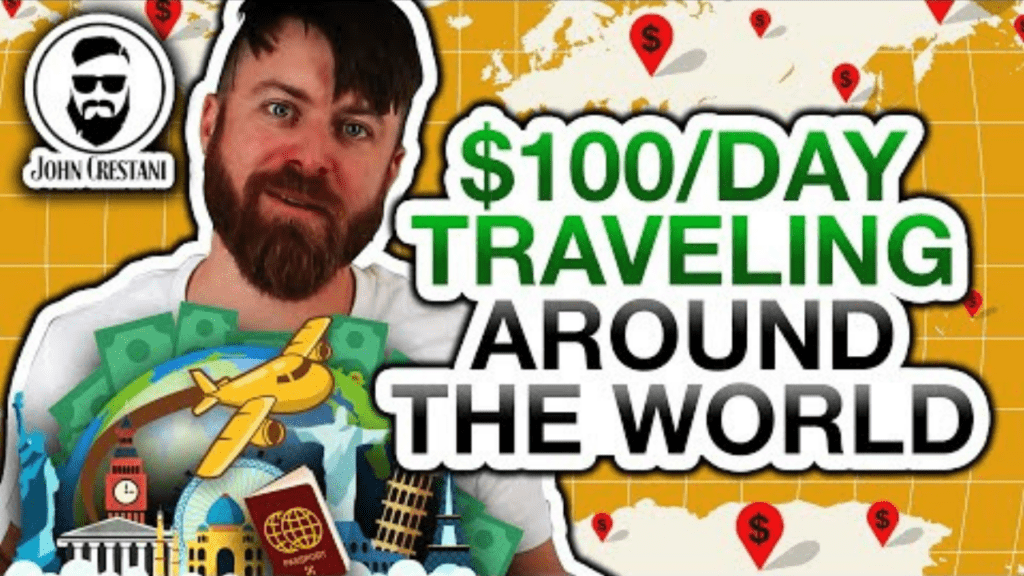 How To Make $100 A Day While Traveling The World