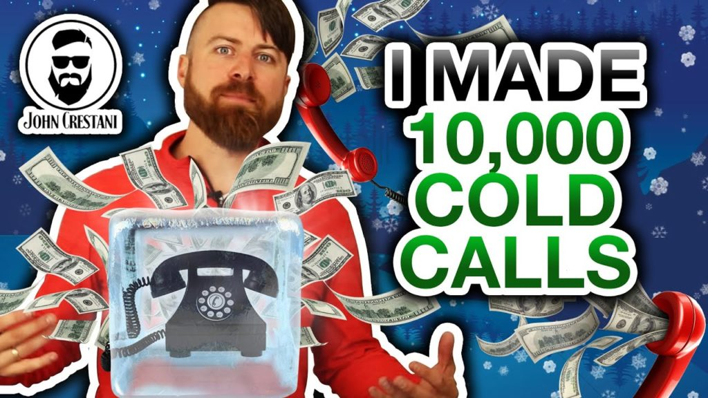 5 Lessons I Learned From Making 10000+ Cold Calls
