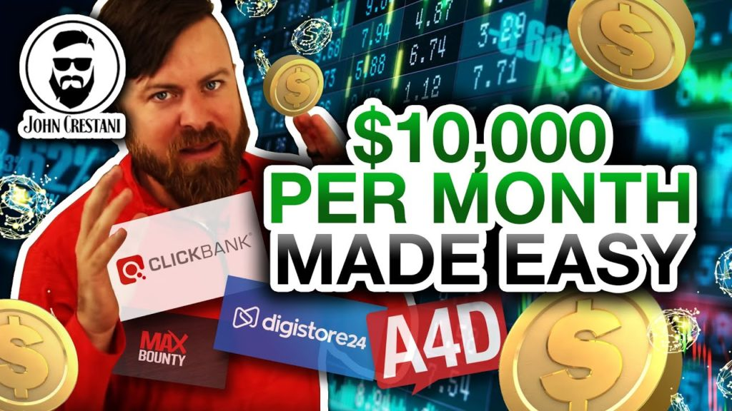 How To Make $10000 A Month With Affiliate Marketing