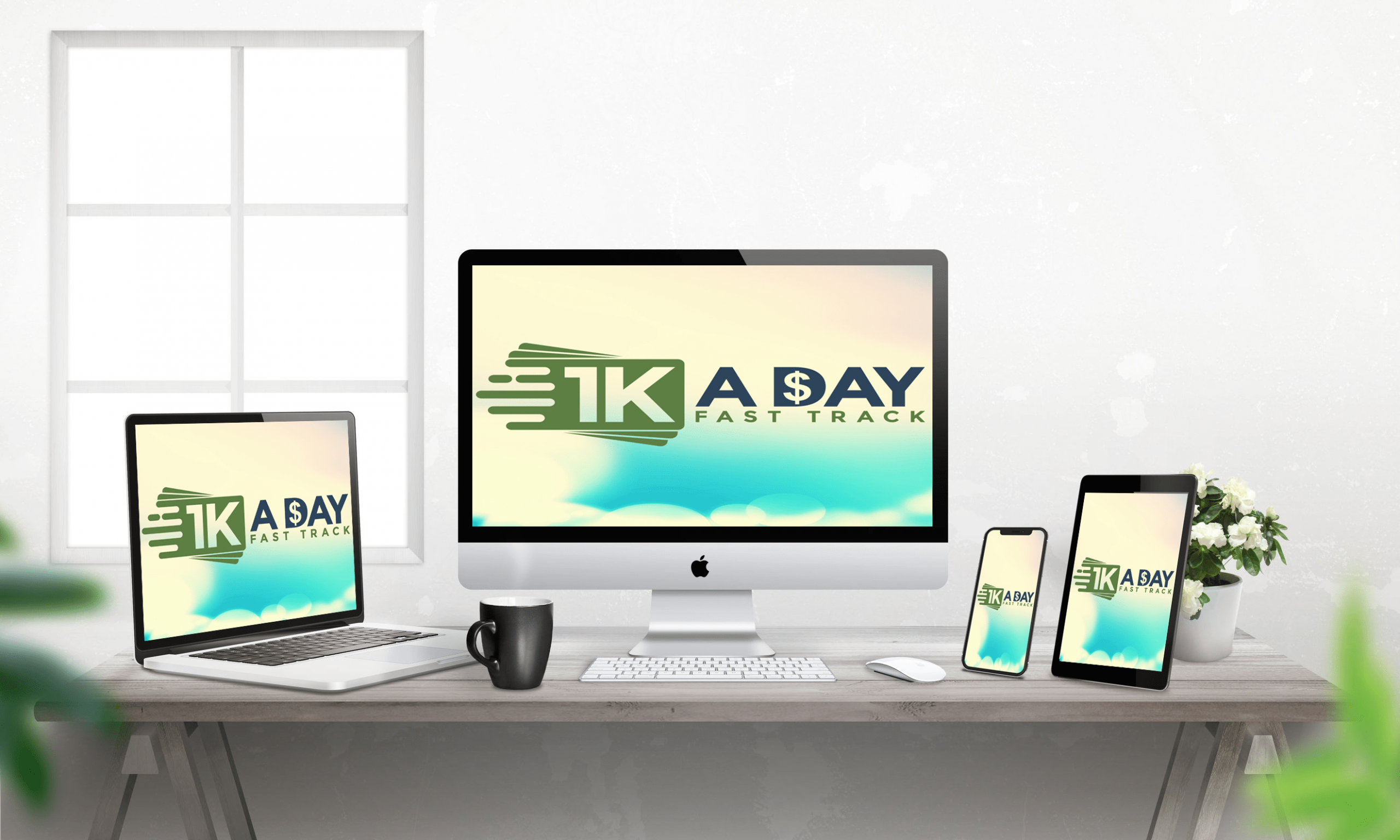 1K A Day Fast Track Free Download